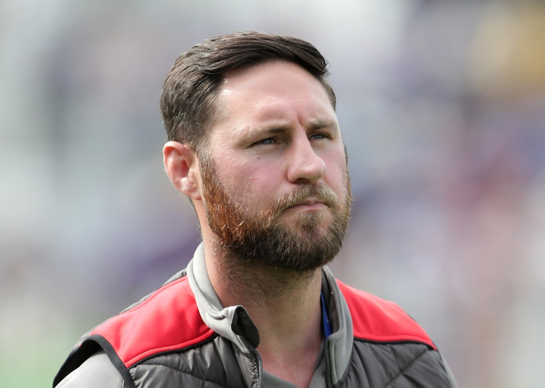 Kurt Haggerty was caretaker coach at Leigh in 2021