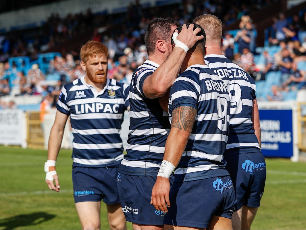 Featherstone will face Toulouse in the Championship Grand Final