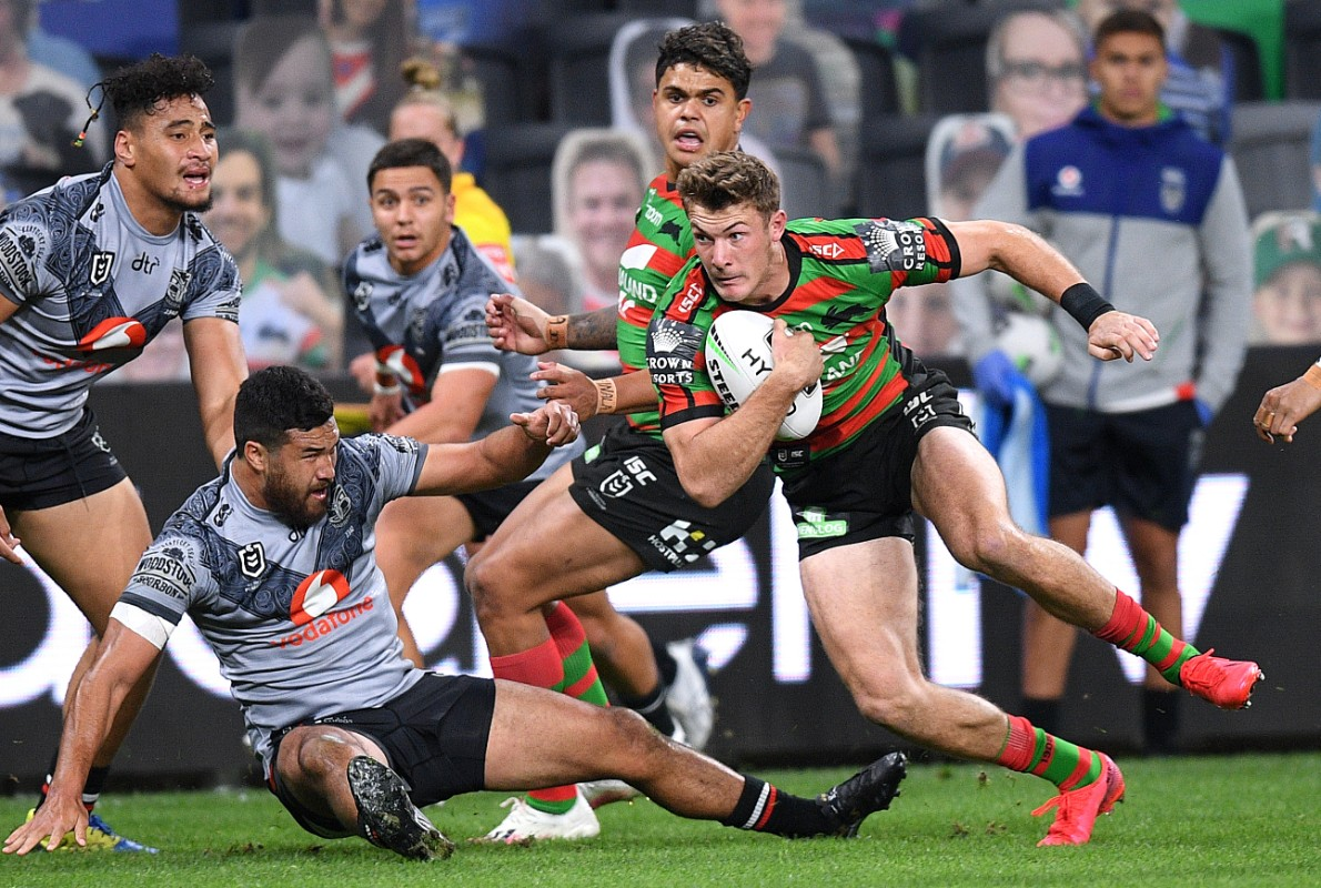 Campbell Graham Extends Stay With South Sydney Rabbitohs Love Rugby League