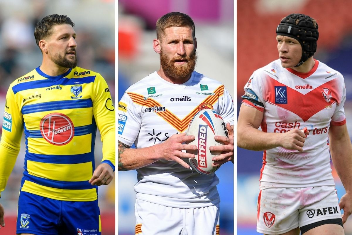 Gareth Widdop, Sam Tomkins and Jonny Lomax are nominated for the Man of Steel award