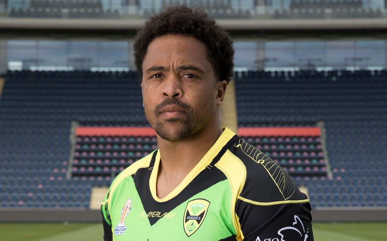 Jordan Turner of Jamaica