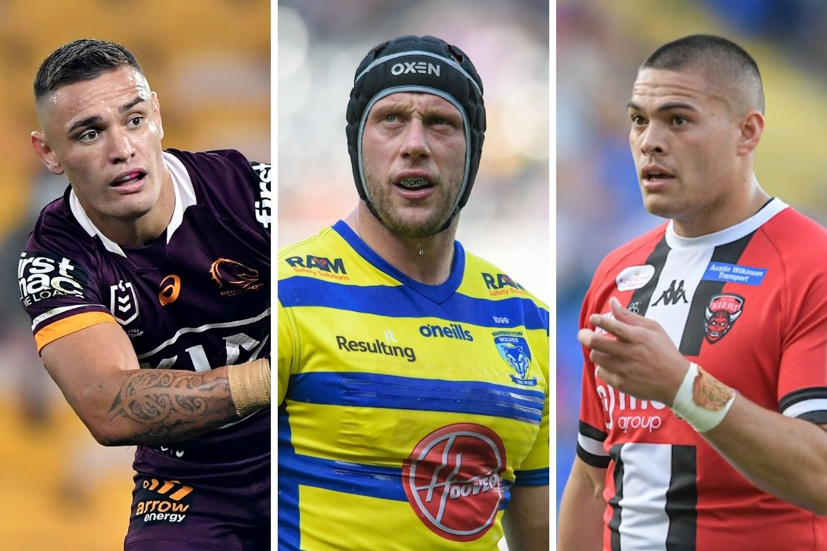 Danny Levi, Chris Hill and Tui Lolohea will join Huddersfield ahead of 2022