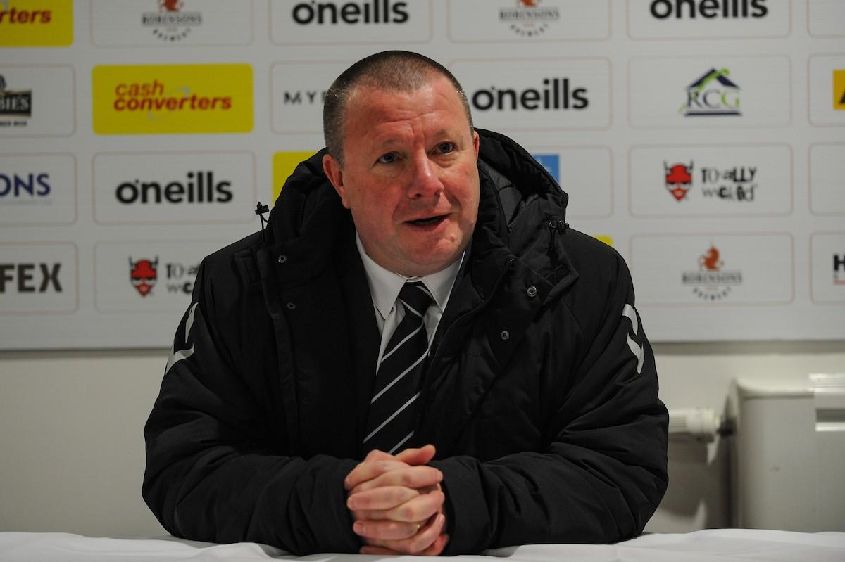 Rugby Football League head of match officials Steve Ganson